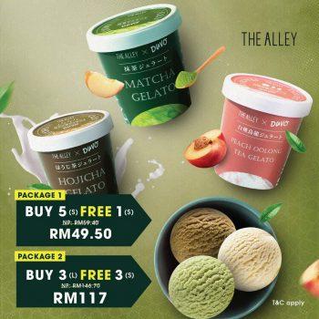 Jualan Alley Ice Cream Ramadan 2021