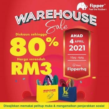 Jualan Fipper Warehouse hingga 80%