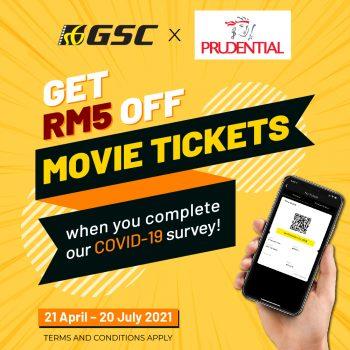 Kod Promosi GSC RM5 PERCUMA