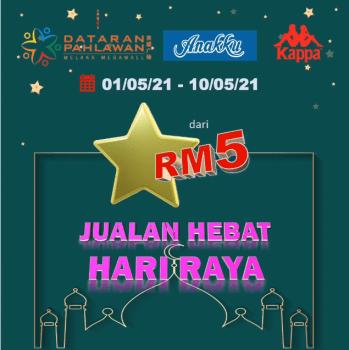Branded Fair @ Dataran Pahlawan Melaka