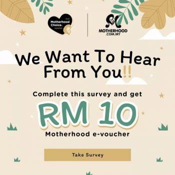 Hadiah Voucher RM10 Percuma untuk Ibu