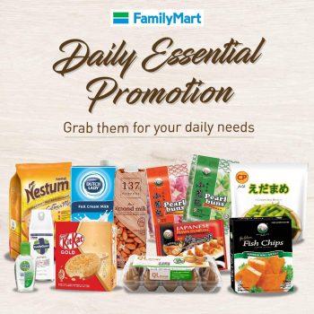 Promosi FamilyMart Extra 38% Diskaun Harian