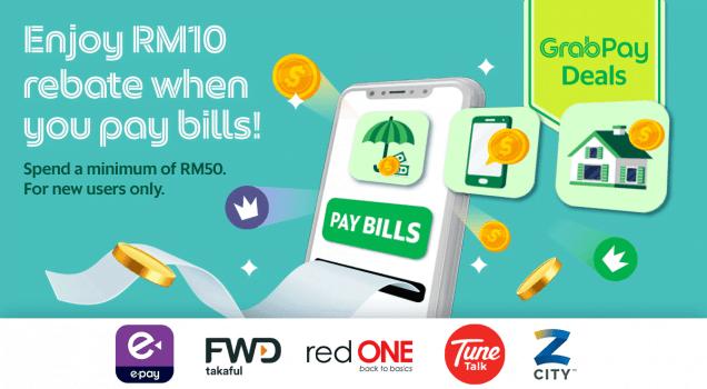 Dapatkan App Rebat RM10 Percuma pada Bil Anda