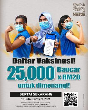 Baucar Nestle Bernilai RM20 Untuk Dimenangi