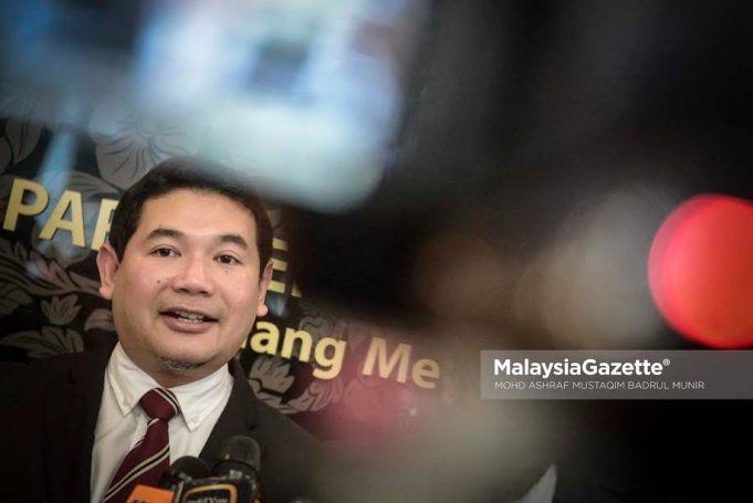 JabatanPendaftaranPertubuhan(RoS) Malaysiahariini mengesahkanbekasanggotaParlimenPandan RafiziRamlitelah memohon pada9 Julaipengecualianagar tidakhilangkelayakanbagi memegang jawatan dalam pertubuhan berdaftar di Malaysia.