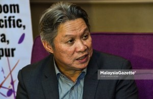 resignation IRB CEO Najib Razak Ketua Pegawai Eksekutif LHDN, Datuk Seri Sabin Samitah
