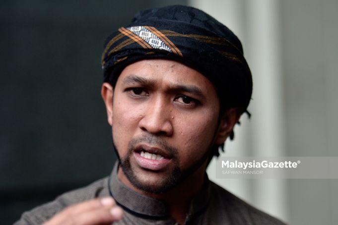 Semboyan Malaysia Yusuf Azmi assault foreigner