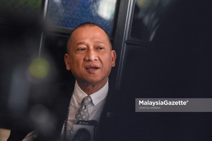 Datuk Seri Nazri Abdul Aziz.