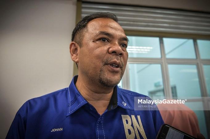 Johan Abdul Aziz