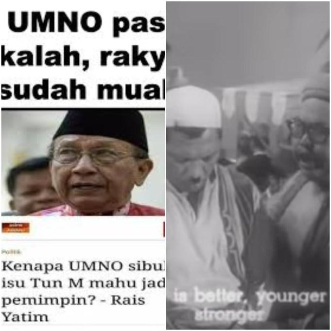 Sudah ada amaran awal mengenai nasib bakal menimpa UMNO/BN, tetapi kerana percaya kepada Penasihat, perancangan tidak masuk akal diteruskan juga.
