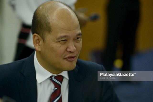 Pengarah Urusan Khazanah Nasional Bhd., Datuk Shahril Ridza Ridzuan