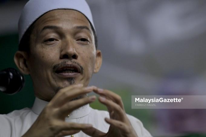 Nik Mohamad Abduh Nik Abdul Aziz