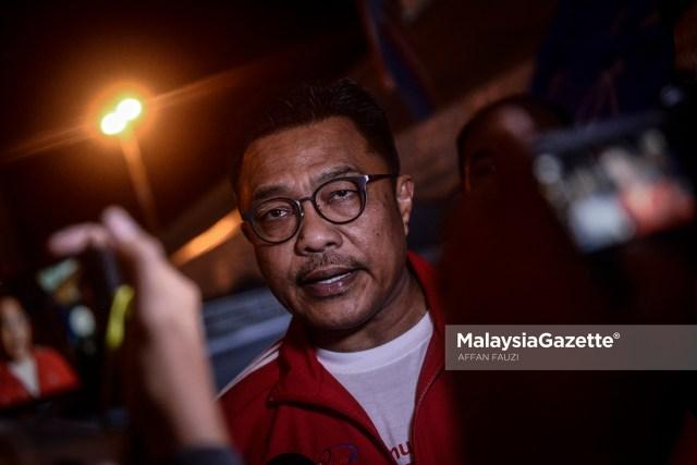 Datuk Seri Mohd Sharkar Shamsudin