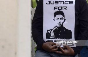 Jawatankuasa Menyelamat Kuil Sri Maha Mariamman Seafield hari ini memfailkan permohonan semakan keputusan Mahkamah Koroner yang tidak membenarkan mereka menjadi pihak berkepentingan dalam prosiding inkues bagi menyiasat punca kematian anggota bomba, Muhammad Adib Mohd Kassim.