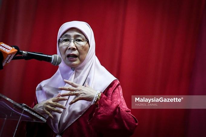 Dr. Wan Azizah Wan Ismail