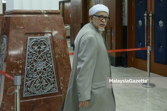Tidak diketahui isi pertemuan Abdul Hadi dengan Dr. Mahathir