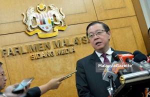 Menteri Kewangan, Lim Guan Eng
