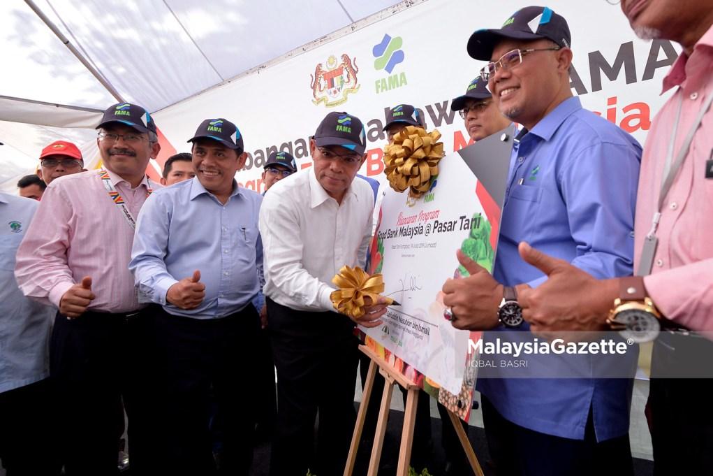 MGF19072019_Majlis Pelancaran Program Food Bank Malaysia @ Pasar Tani_01