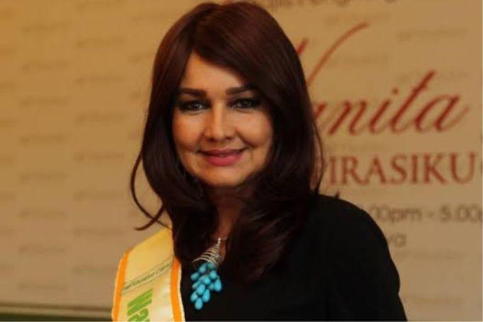 Shariffa Sabrina Syed Akil