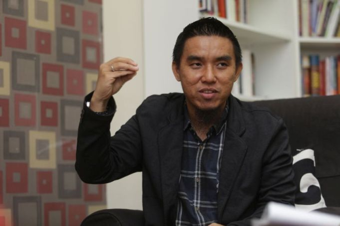 Independent Islamic Preacher Firdaus Wong Wai Hung. sumpah laknat video clip sexual assault