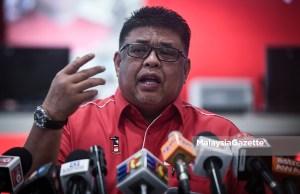 Ab Rauf Yusoh Speaker Melaka state assembly dissolved government election