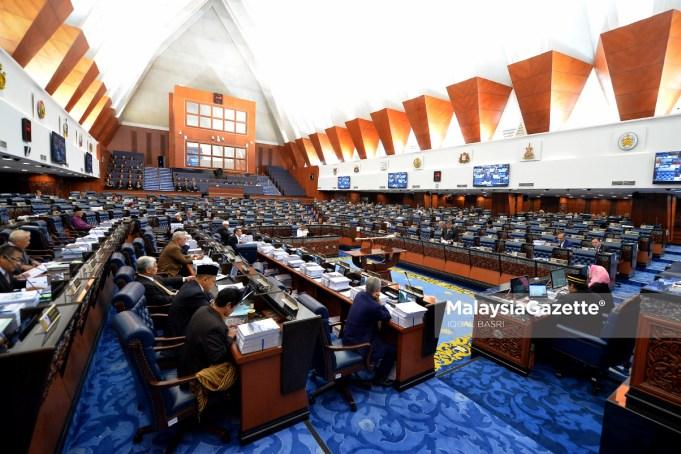 Dewan Rakyat Parliament