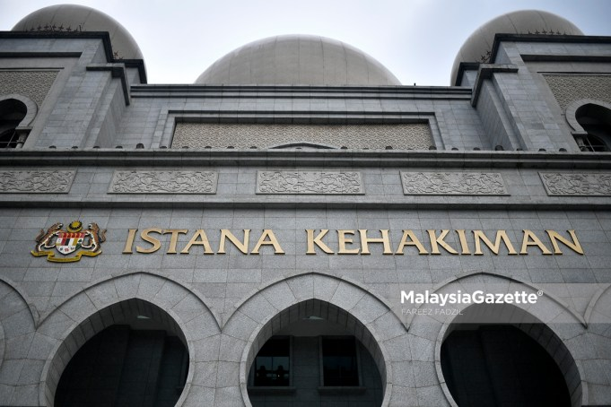 forfeiture suit UMNO MCA Najib Razak 1MDB scandal Court of Appeal appeals Palace of Justice