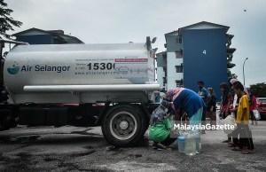 lori air Air Selangor