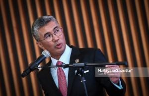 unemployment rate MCO 3.0 MCO 1.0 Finance Minister Tengku Datuk Seri Zafrul Tengku Abdul Aziz PIX: MalaysiaGazette