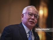 Former Prime Minister Datuk Seri Najib Razak 1MDB debts KWAN 1Malaysia Development Berhad