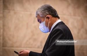RMK12 100 days KPI Ismail Sabri spine injury Yayasan Akalbudi corruption trial Datuk Seri Ahmad Zahid Hamidi court subpoena specialist doctor Dr Mohd Shahir Anuar from Avisena Specialist Hospital