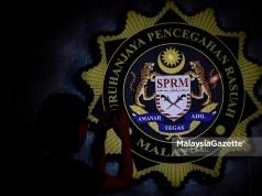 MACC logo MP Sabah Hasanah Abdul Hamid remand senior officers Malaysian Anti-Corruption Commission Ahmad Maslan compound punitive action