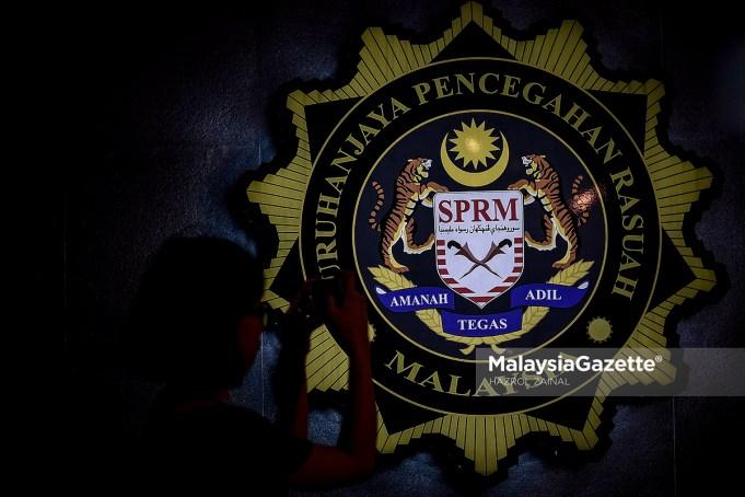 MACC logo Hasanah Abdul Hamid remand senior officers Malaysian Anti-Corruption Commission