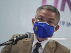 Dr Adham Baba MOSTI mRNA Covid-19 vaccine Malaysia