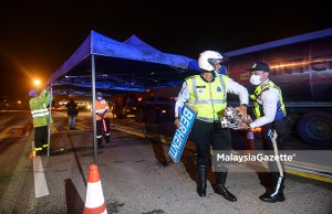 roadblock remove barricade PPN Phase 2 Klang Valley national recovery plan