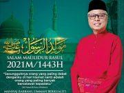Keluarga Malaysia Maulidur Rasul 2021 Ismail Sabri Yaakob
