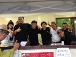 2013年、山下公園で開催されたアセアンフェスティバルに参加。ペナンレストランとの共同ブースで、マレーシア料理をアピール