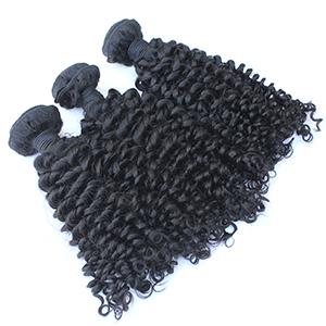 kinky curly hair customer show