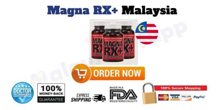 Buy Magna RX+ in Malaysia