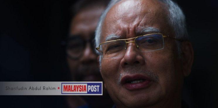 Najib cuba kumpul SD sokongan MP BN terhadap Anwar?