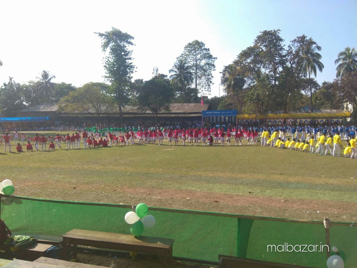 Caesar School Sports Day-2017-2