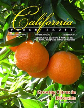 California Fresh Fruit Magazine