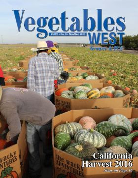 Vegetables West Magazine