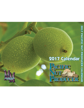 Pacific Nut Producer Calendar