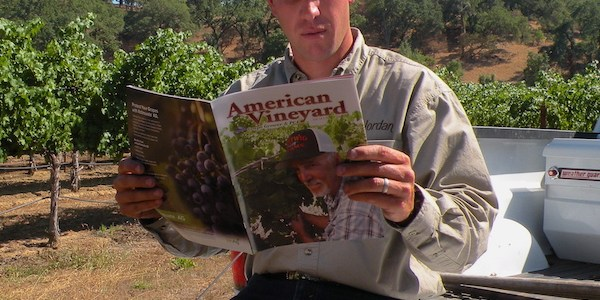 -Brent Young, <em>Sonoma County Wine Grape Grower</em>