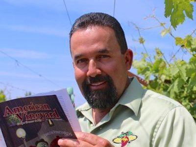 -Lenny Villagomez, <em>Table Grape Grower & Farm Labor Contractor in Sanger, CA</em>