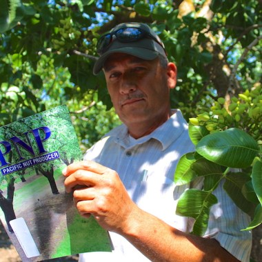 -Martin Ochoa, <em>Terra Bella Farm Labor Contractor, and manager of 280 Acres of Pistachios</em>