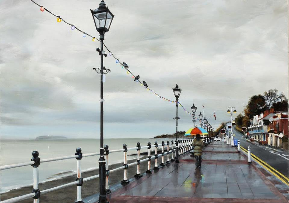 Boxing Day Penarth Pier