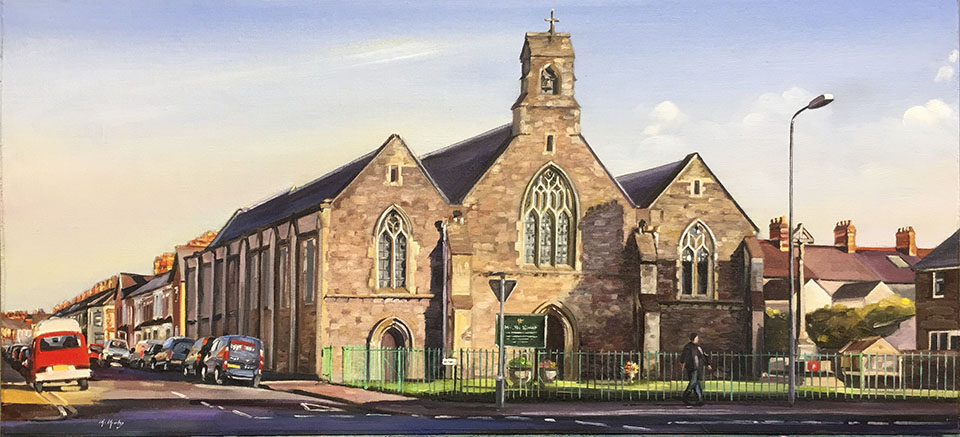 St Saviours Church – Splott