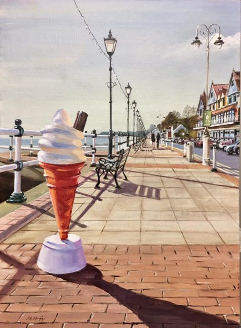 Plastic Ice Cream Penarth